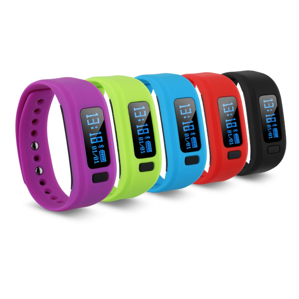 Fitness Bands Compatible With Iphone: Excelvan Moving Up2 Fitness Tracker Bluetooth Smartband