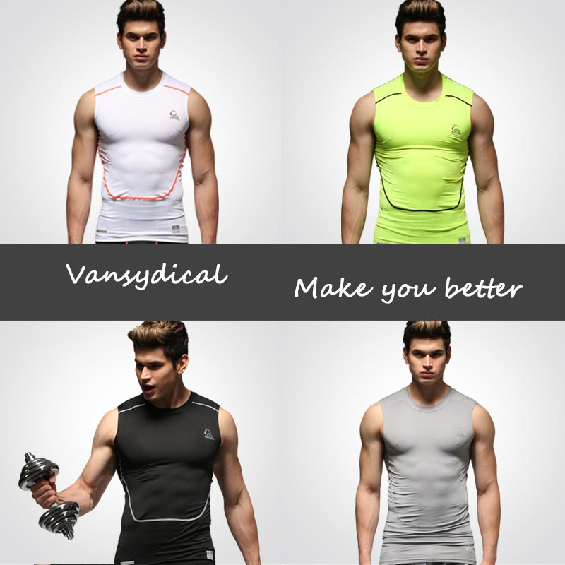 0a1fb26638f2c ... Gym Shirt Workout T Source · Vansydical Pure Color mens tank tops  sleeveless shirt bodybuilding